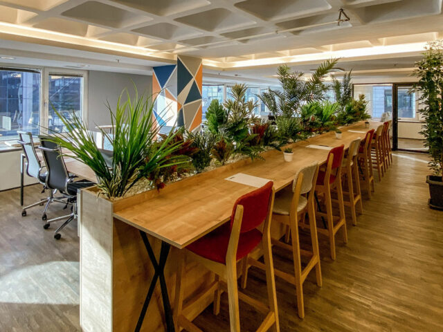 coworking-levent